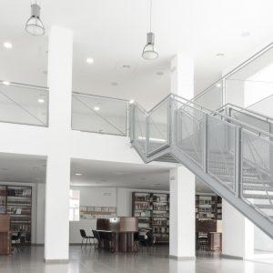 Biblioteca Molares Proyecto arquitectura y construcción