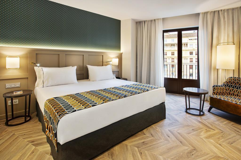 arquitectura y reforma integral Hotel Granada