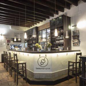 Reforma de restaurante besana tapas Utrera Sevilla