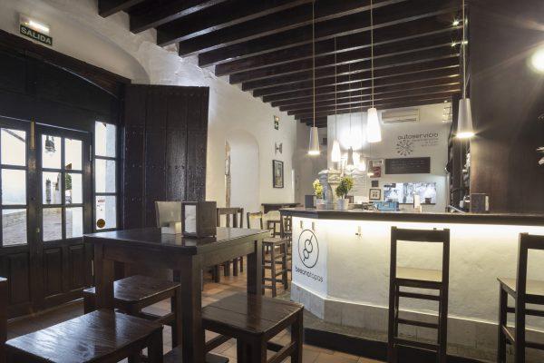 proyecto de arquitectura del restaurante besana tapas Utrera Sevilla