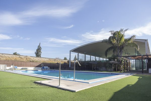 Proyecto club Padel Sevilla Utrera