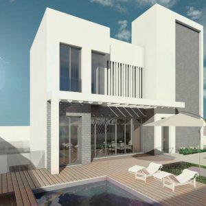 Proyecto vivienda residencial Utrera Sevilla