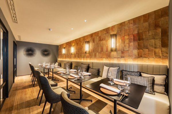 arquitectura e interiorismo para restaurante sevilla utrera