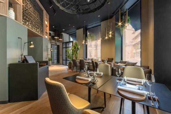 diseño arquitectura interiorismo Restaurante Sevilla