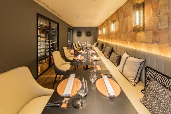 obra arquitectura interiorismo Restaurante Sevilla