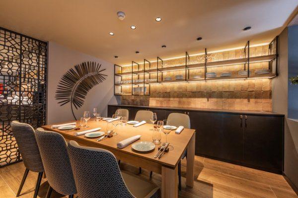 arquitectura interiorismo Restaurante Sevilla
