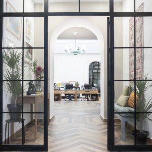 Estudio de arquitectura Urbana instalaciones Utrera Sevilla